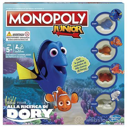 Monopoly Alla ricerca di Dory