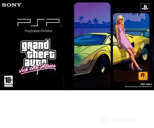 PSP Stand Alone + GTA Vice City Stories