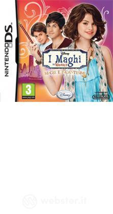 I Maghi di Waverly Place-Magie & Incanti