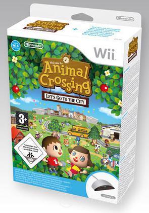 Animal Crossing: Let's Go + WII Speak
