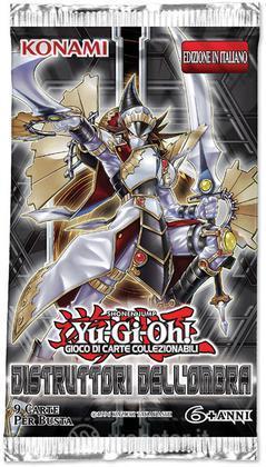 Yu-Gi-Oh! Distruttori Dell'Ombra Buste