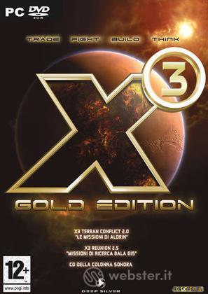 X3 Gold Edition