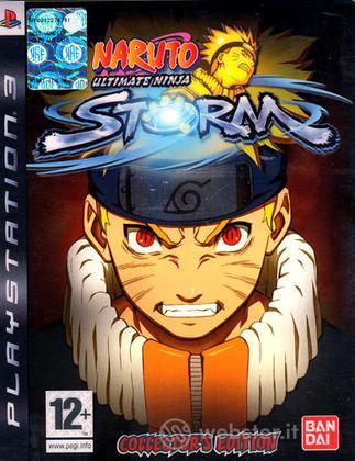 Naruto Ultimate Ninja Storm Collector E.