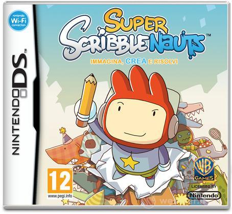 Super Scribblenauts
