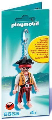 PLAYMOBIL Portachiavi Pirata