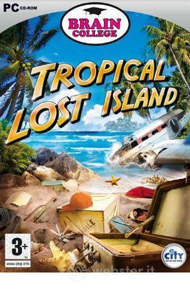 Brain College - Tropical Lost Island