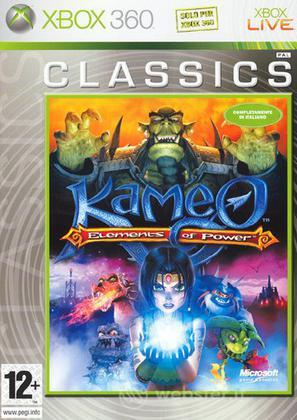 Kameo: Elements of Power CLS