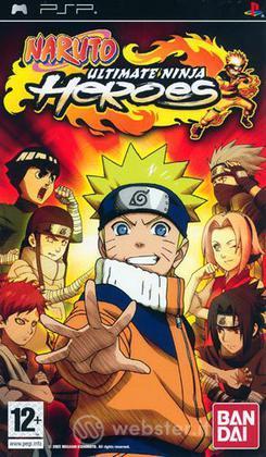 Naruto Ultimate Ninja Heroes