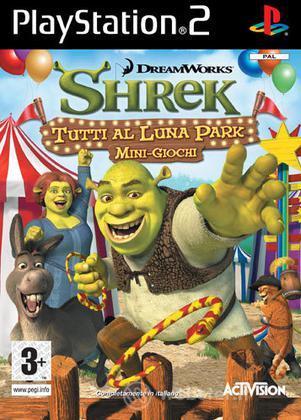 Shrek Carnival Craze