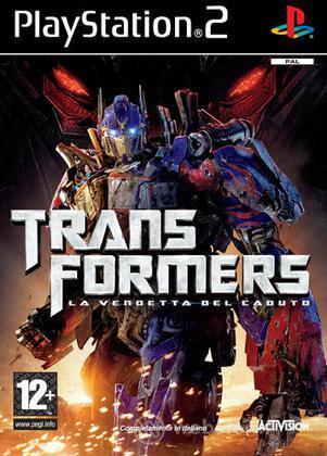 Transformers La Vendetta Del Caduto