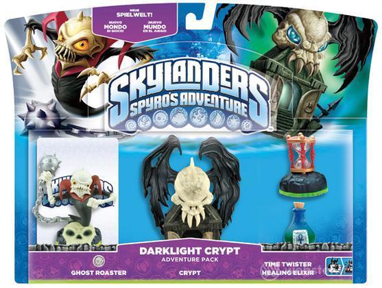 Skylanders Adventure Pack: Dark L. Crypt