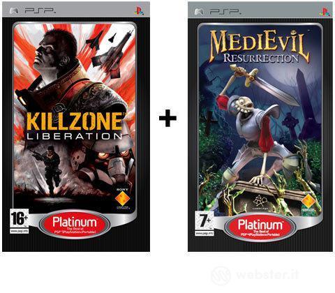 Killzone Liberation + Medievil Resurrec.