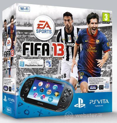 PS Vita WiFi+M.Card 4GB+Voucher Fifa 13