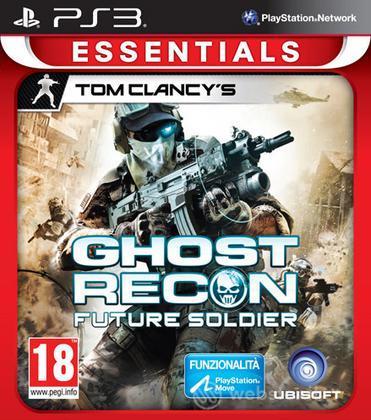 Essentials Ghost Recon Future Soldier