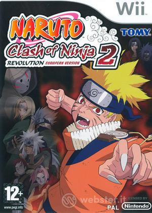 Naruto Clash Of Ninja Revolution 2
