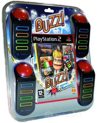 Buzz: Il Quizzone Nazionale + Buzzers