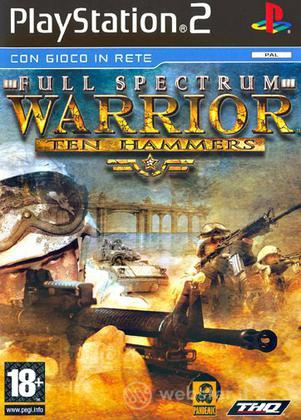 Full Spectrum Warrior: Ten Hammer