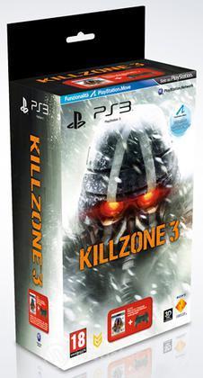 Killzone 3 PS3 + Dualshock 3 verde