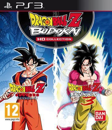Dragon Ball Z Budokai 1-3 HD