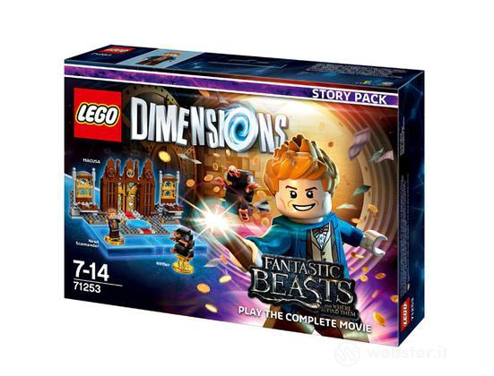 LEGO Dimensions Battle Pack Fant. Beasts
