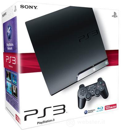 Playstation 3 120 Gb H Chassis Black