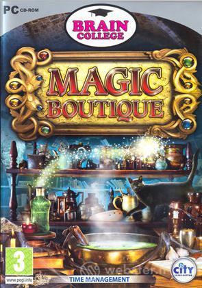 Brain College: Magic Boutique
