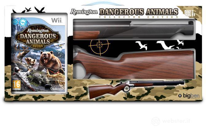 Remington Dangerous Animal + fucile coll