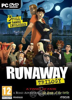 Runaway  Trilogy Edition