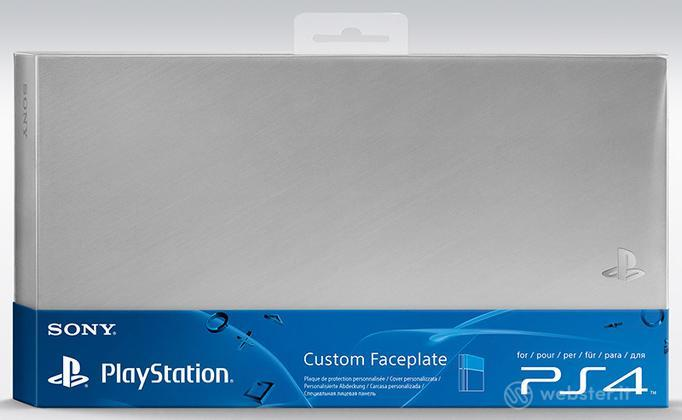 Sony Cover Playstation 4 - Silver