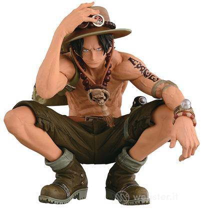 Figure One Piece Ace Special Ed. - Brown