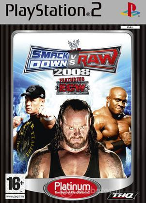 WWE Smackdown VS Raw 2008 PLT