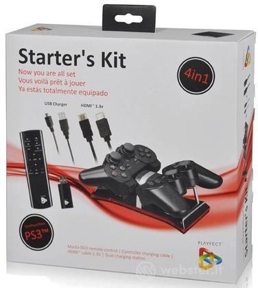Starter Kit 4 in 1 PS3