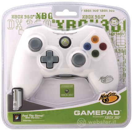 MAD CATZ X360 Wired Game Pad