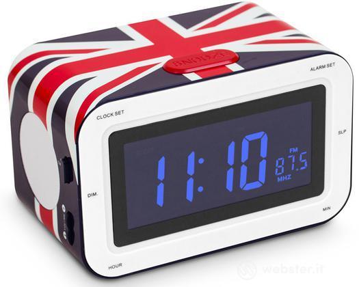 BB Radiosveglia UK Flag