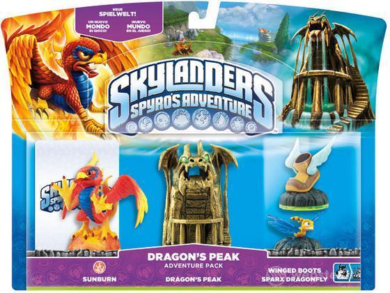 Skylanders Adventure Pack: Dragon's Peak