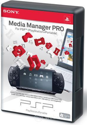PSP Media Manager PRO
