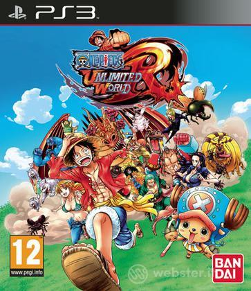 One Piece Unlimited World Red Day One Ed