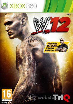 WWE Smackdown VS Raw 2012 preo