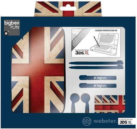 BB Pack UK Flag 3DS XL