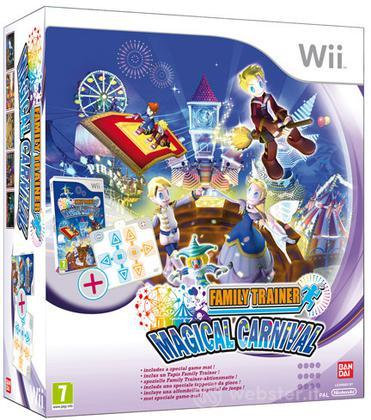 Family Trainer Magic Carnival+tappetino