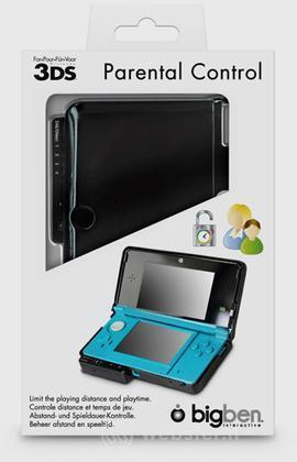 BB Parental Control 3DS