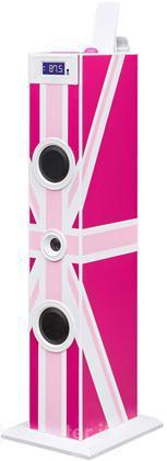 BB Torre multim docking+mic UK Flag Rosa