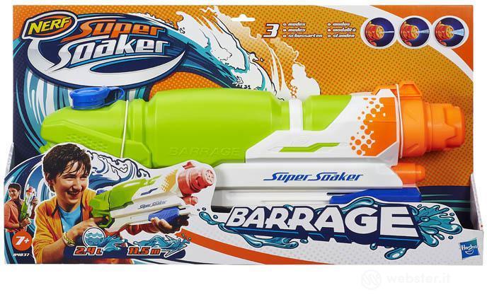 Nerf Super Soaker Barrage