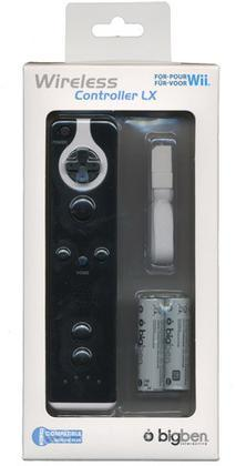 Telecomando Remote LX nero Bigben