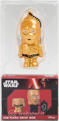 TRIBE USB Key SW C-3PO 16Gb
