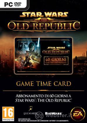 Star Wars:The Old Republic 60 day code