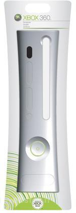 MICROSOFT X360 Faceplates 4 Silver