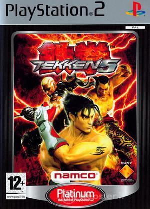 Tekken 5 PLT