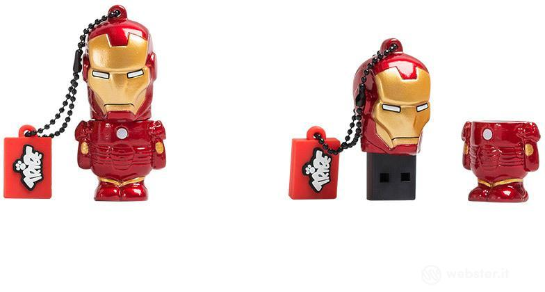 TRIBE USB Key Iron Man 16Gb