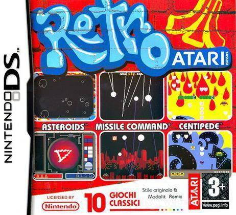 Retro Atari Classic DS